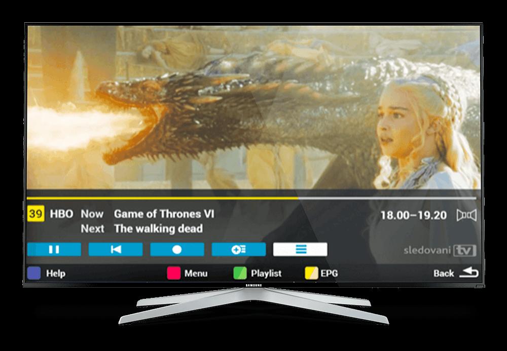 Televizní připojení